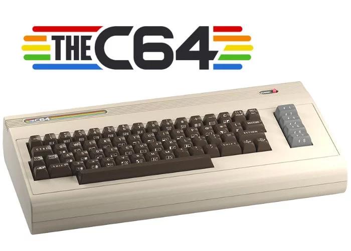 קומודור 64 המחשב הראשון שלי
