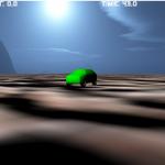שעה של קוד – תכנות משחק מכוניות תלת מימדי בסיסי